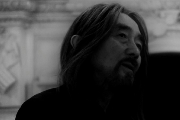 SHOWstudio: In Conversation, Yohji Yamamoto
