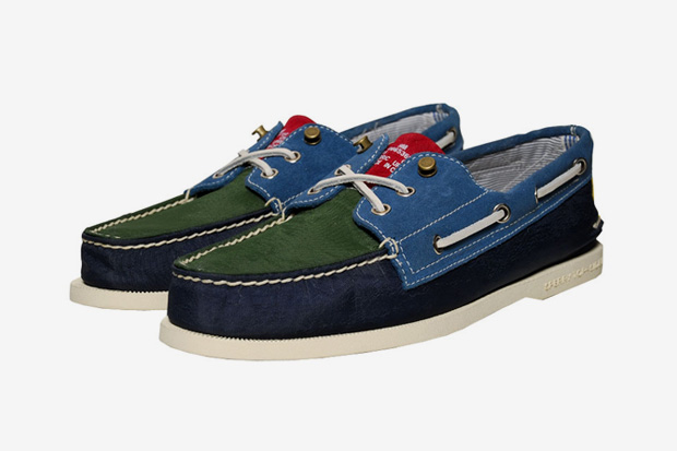 Sperry Topsider x Band of Outsiders Authentic Original