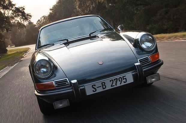 RM Auctions: Steve McQueen 1970 Porsche 911S