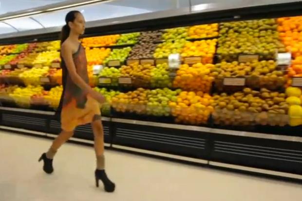 Stolen Girlfriends Club New World Supermarket Show