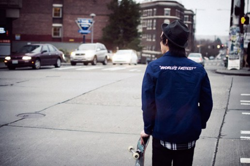Stussy 2011 Spring Collection Lookbook by Stussy Seattle