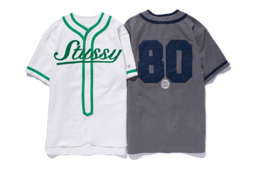 "Stussy x Champion ""College Series"""