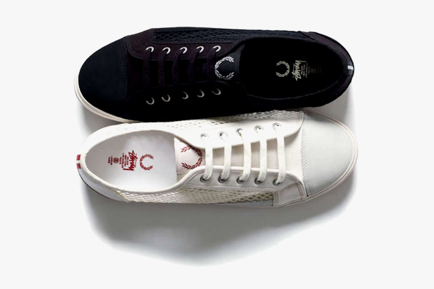 Stussy Deluxe x Fred Perry Blank Canvas 2011 Collection