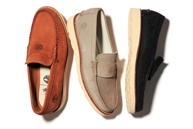 Stussy Deluxe x Timberland Loafer