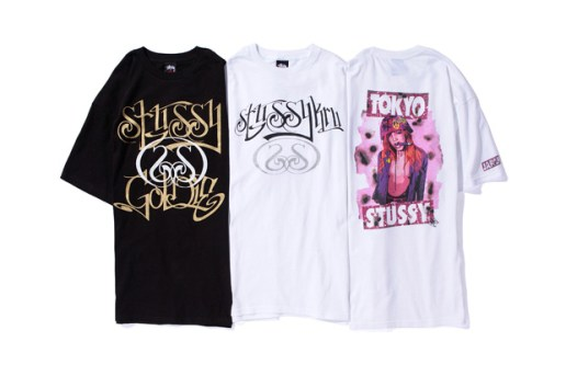 Stussy x Goldie 2011 Spring Capsule Collection
