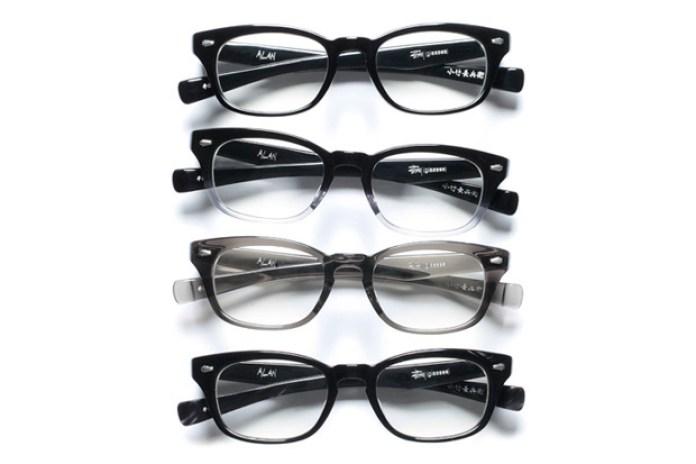 """Stussy x Kotake Cyobei """"Alan"""" Glasses"""