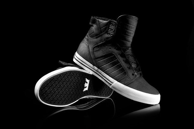"Supra ""Black Bear"" Skytop"