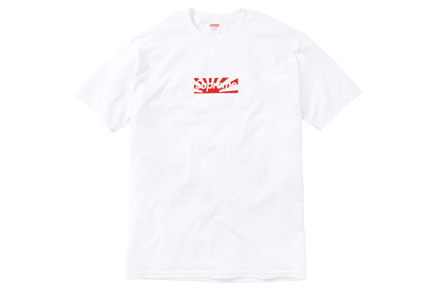 Supreme Japan Benefit T-Shirt