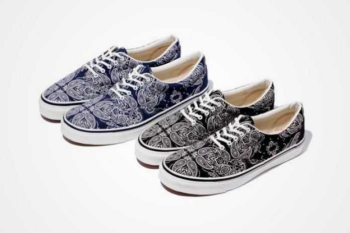 swagger Paisley Sneakers