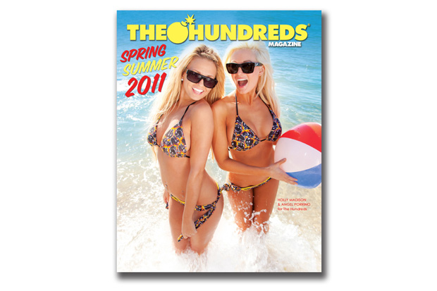 The Hundreds Magazine Issue 4