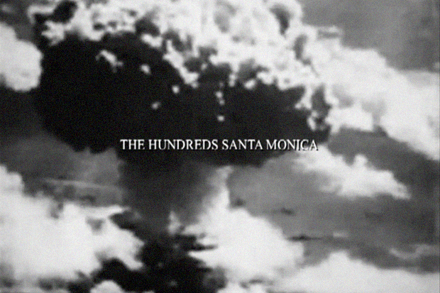 The Hundreds Santa Monica Announcement