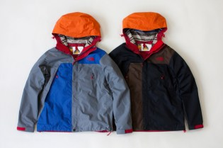 "THE NORTH FACE PURPLE LABEL ""Roots of Life"" Scoop Jacket"