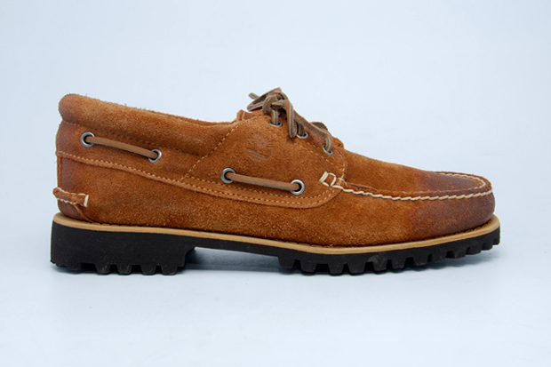 Timberland Split Leather 4x4