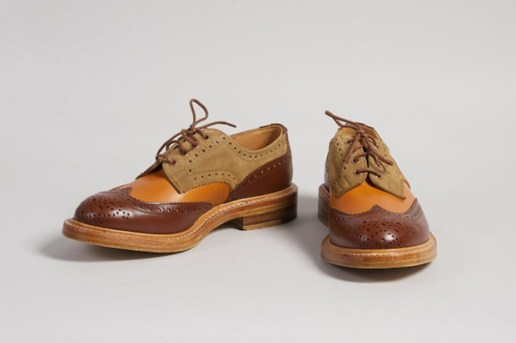 Trickers for Superdenim Crazy Bourton Brogue