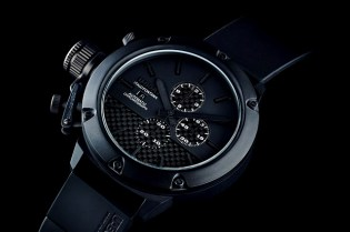 U-Boat Classico Carbon Fibre Ceramic Watch