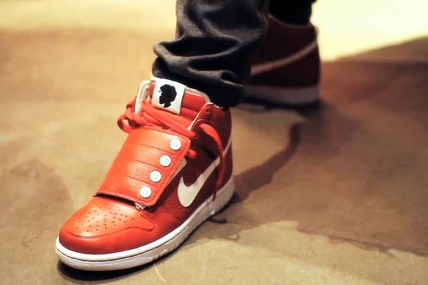 ?uestlove x Nike Sportswear Release Party Video