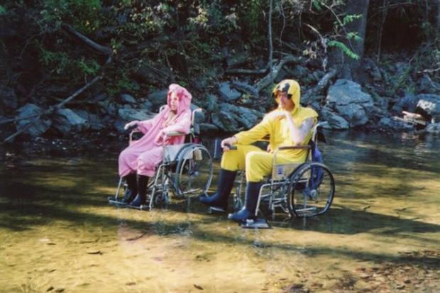 Umshini Wam featuring Ninja and Yo-Landi of Die Antwoord