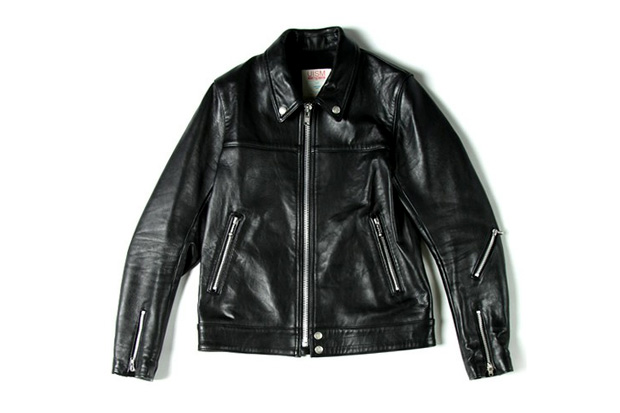UNDERCOVER x BOUNTY HUNTER Leather Jacket Further Look