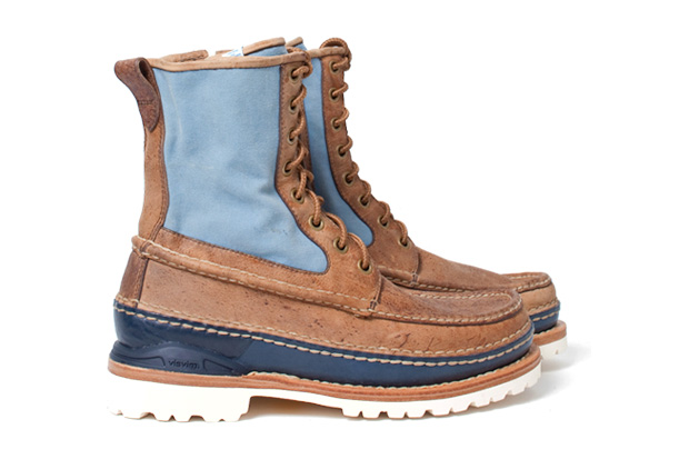 visvim GRIZZLY BOOT MID-FOLK