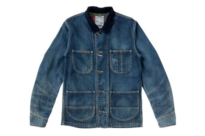 visvim SOCIAL SCULPTURE COVERALL (ONE WASH)
