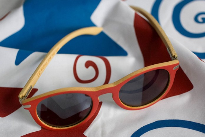 Waiting For The Sun x Rockwell by Parra Sunglasses