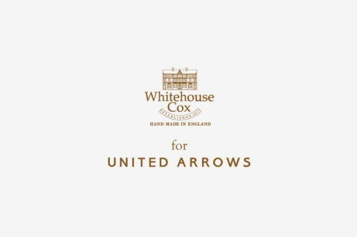 White House Cox for UNITED ARROWS
