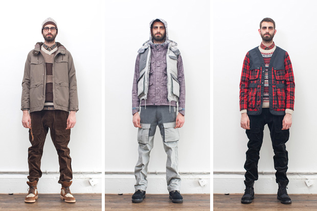 White Mountaineering 2011 Fall/Winter Collection