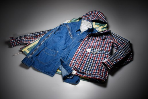 White Mountaineering 2011 Spring/Summer New Releases
