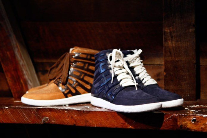 White Mountaineering Hi-Cut Sneaker