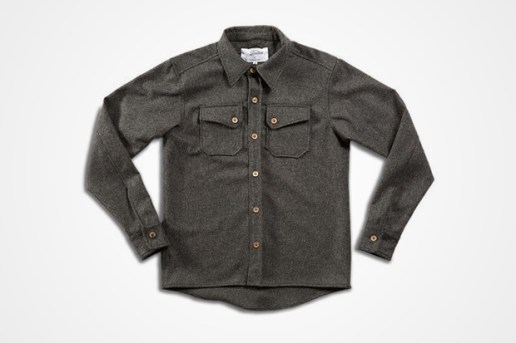 3sixteen for Woodlands Supply Co. Heavyweight Over Shirt