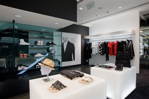 Y-3 London Flagship Store