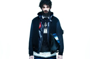 Yoshio Kubo 2011 Fall/Winter Lookbook