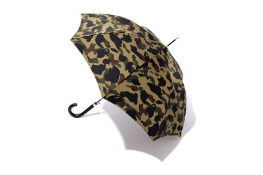 A Bathing Ape 1st Camo Umbrella