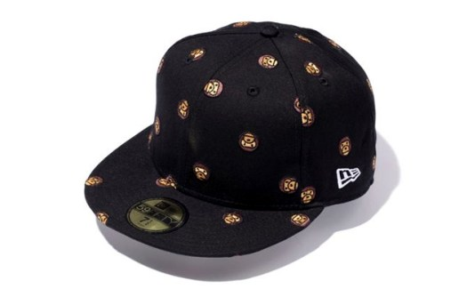 "A Bathing Ape New Era ""Baby Milo"" 59FIFTY Fitted Cap"