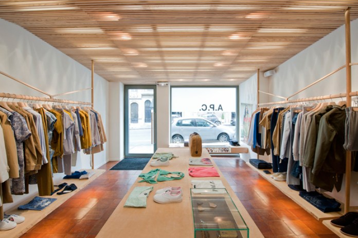 A.P.C. Bruxelles Store Opening