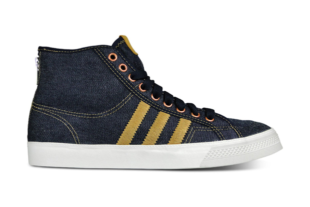 "adidas Originals Nizza Hi Zip ""Denim"""