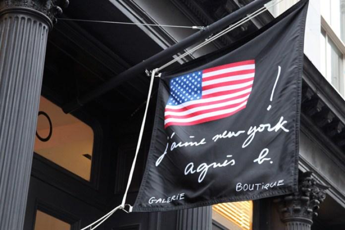 agnès b. New York SoHo Store Opening Recap