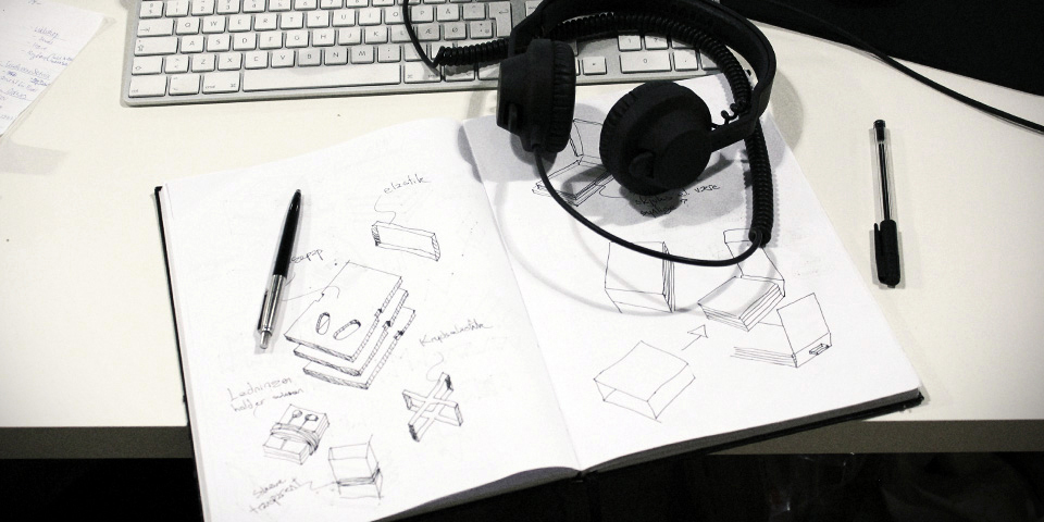 AIAIAI: Reductive Headphone Design
