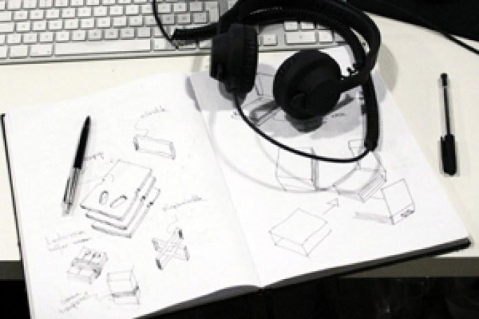 AIAIAI: Reductive Headphone Design