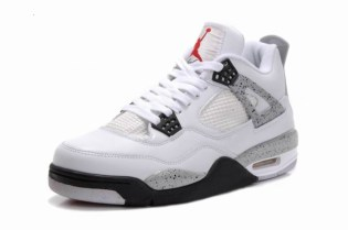 Air Jordan IV White/Cement Grey Retro Preview