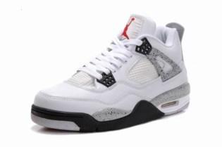 Air Jordan IV White/Cement Grey Retro Preview