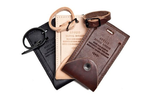 Apolis Transit Issue Luggage Tags