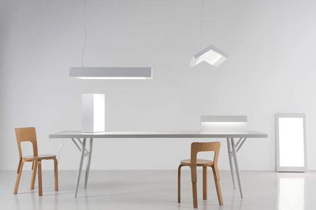 Artek: White Collection by Ville Kokkonen