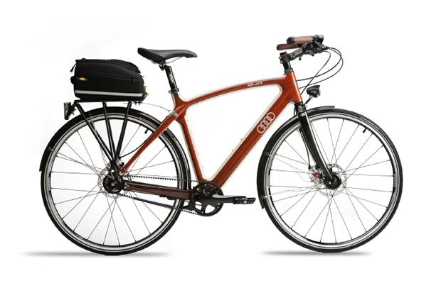 Audi x Renovo Bicycles