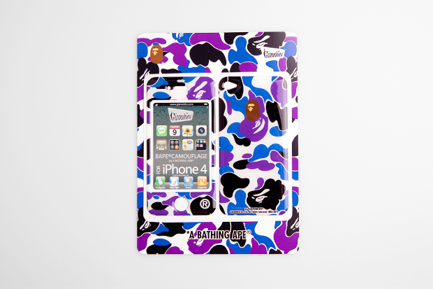 BAPE STORE Hong Kong Hysan Exclusive iPhone 4 Case
