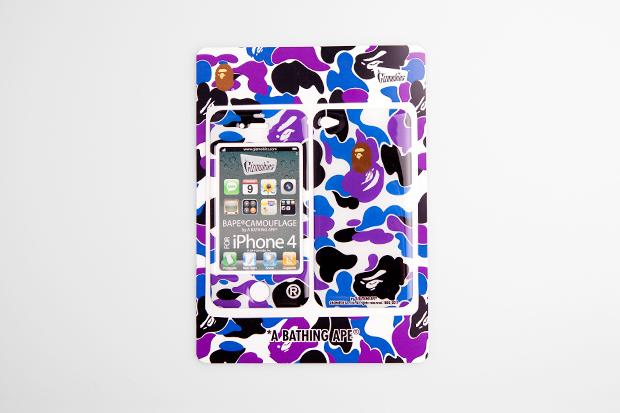 BAPE STORE Hong Kong Hysan Exclusive iPhone 4 Case