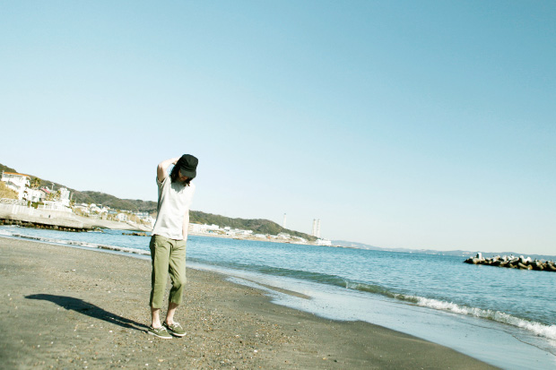 BASE CONTROL 2011 Spring/Summer Lookbook