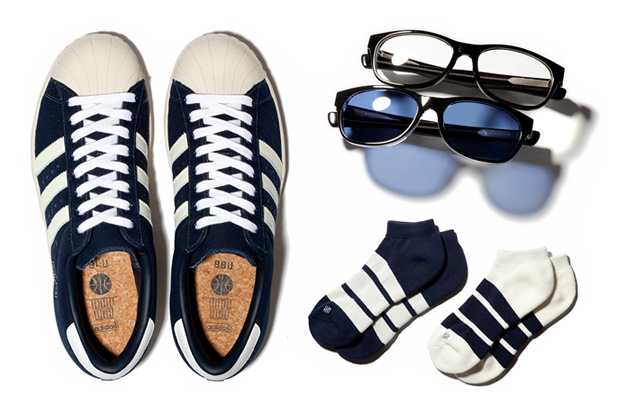 """Beauty & Youth x Bedwin x UNDFTD """"B.B.U"""" 2011 Spring/Summer Collection"""