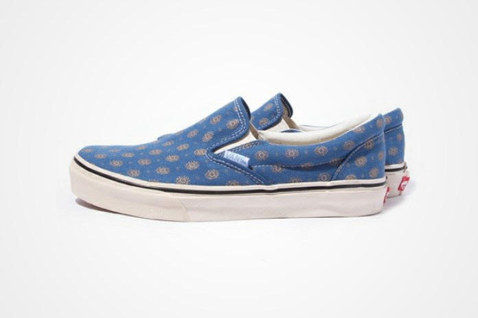 Beauty & Youth x Vans Slip-On