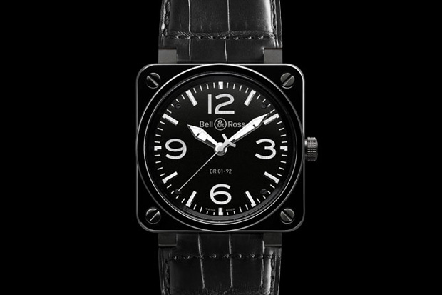 Bell & Ross BR 01 Ceramic Watch